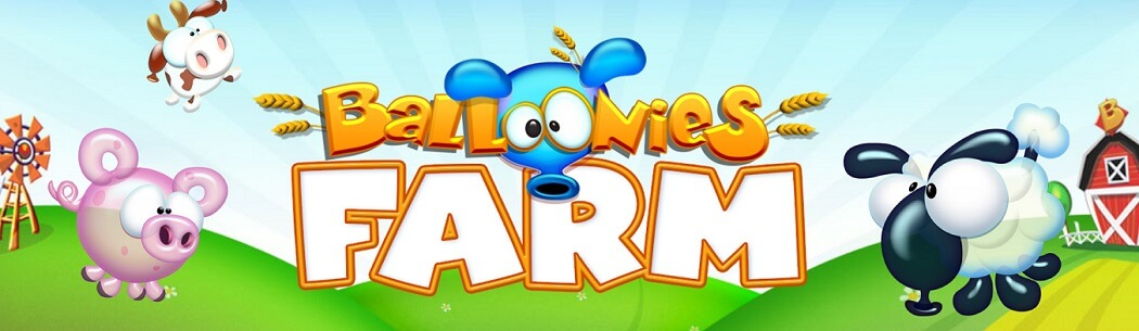 baloonies farm slot review igt